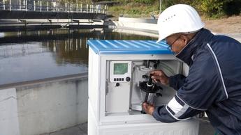 Automatický vzorkovač CSF48 - odpadové vody