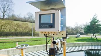 Senzory rozhrania voda-kal CUS71D - Ditzingen