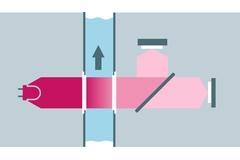 Princíp optického merania nutrientov