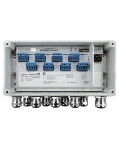TMT125 FF 8-kanálový prevodník teploty